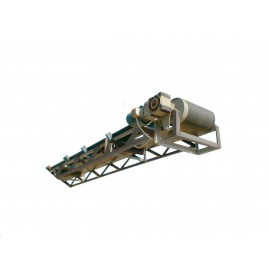 Permanent belt conveyer (sectionally dismountable) - фото - 3