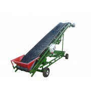 Mobile belt conveyer - фото - 4