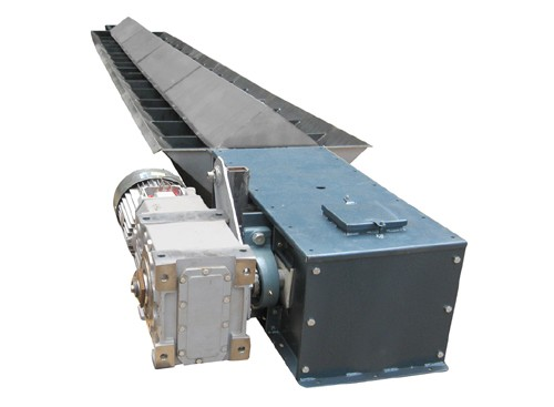 Drag chain conveyer (under the hopper) У10-КСЦ-100.Н - фото - 4
